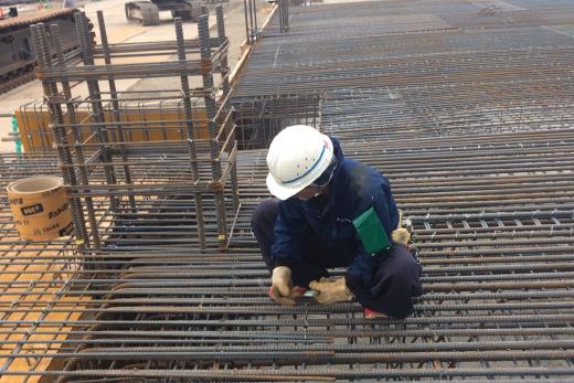 鉄筋工事業